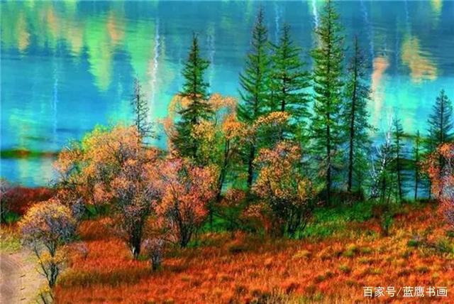 写秋天的诗词,写出秋天的魅力,那是一番风味